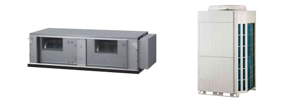 Fujitsu ARTC90LATU/AOTA90LALT heating & Cooling air conditioning system