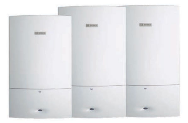 Bosch Condensing Hydronic Heating Boilers